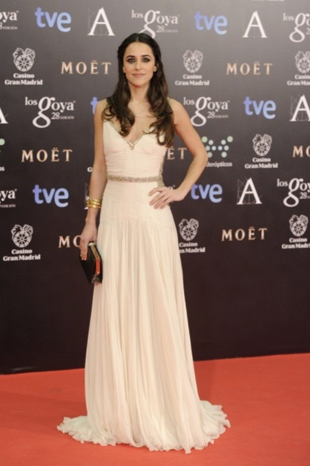 Macarena Garcia Premios Goya 2014
