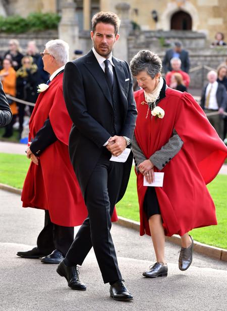 Jamie Redknapp Princess Eugenie Of York Marries Mr Jack Brooksbank