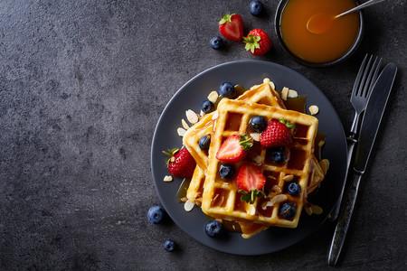 Gofres: la receta definitiva y ocho ideas para acompañarlos
