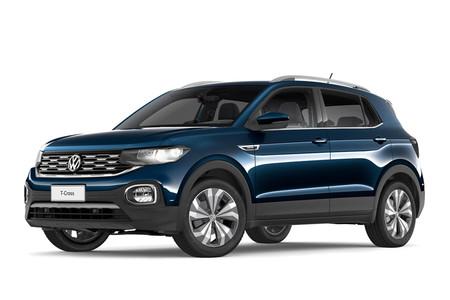Volkswagen T Cross 2020 Mexico