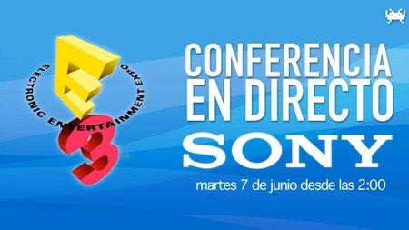 E3 2011: Conferencia de Sony en directo