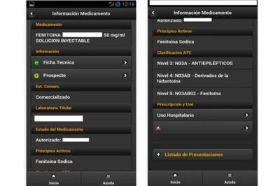 Sanidad lanza una aplicación que te permitirá consultar la medicación que tomas desde el móvil