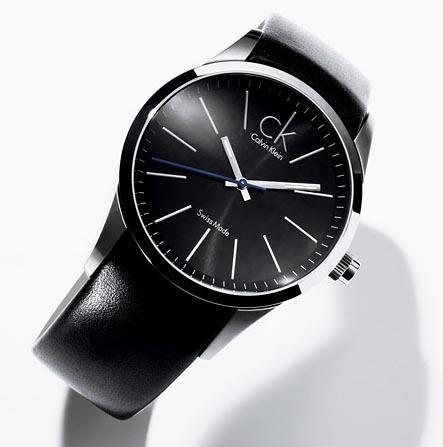 Tres relojes de hombre (II)