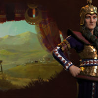 La reina de los escitas será implacable en Civilization VI