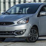 Mitsubishi sigue convirtiendo sus autos en crossovers y el Mirage será la siguiente víctima