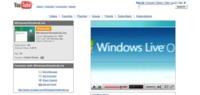 Windows Vista y Windows Live, promocionados por Microsoft en YouTube
