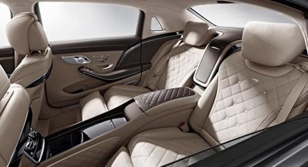 Mercedes Maybach 0