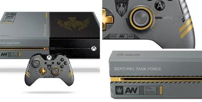 Microsoft anuncia ediciones especiales de la Xbox One: Sunset Overdrive, FIFA 15 y Call Of Duty: Advanced Warfare