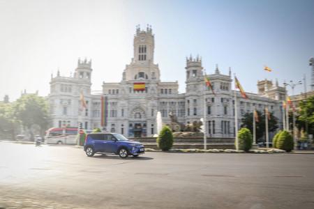 Kia e-Soul 2019 en Madrid