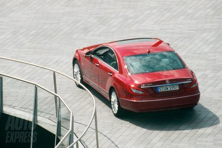 Mercedes CLS 1