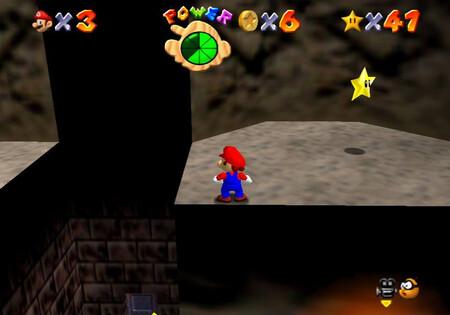 Super Mario 64 Mundo6 Estrella6 02