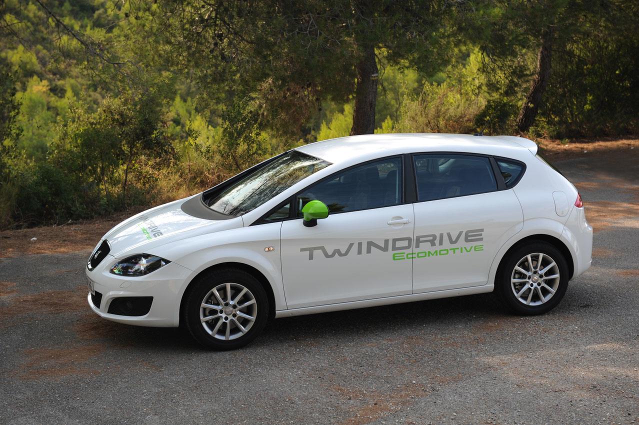 Foto de Seat León TwinDrive Ecomotive (1/2)