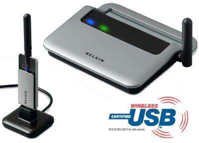 El futuro Wireless USB 1.1 facilitará la conexión de equipos