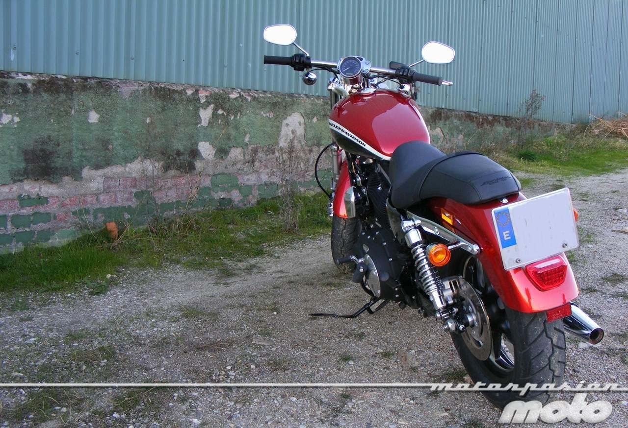Foto de Harley-Davidson XR 1200CA Custom Limited (56/65)