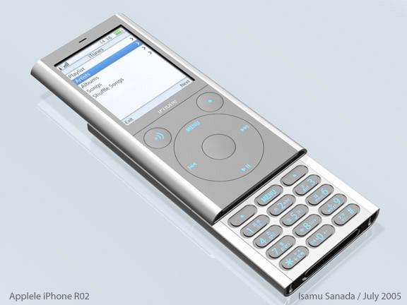 Así (de mal) se imaginaba el mundo que iba a ser el primer iPhone antes de su presentación