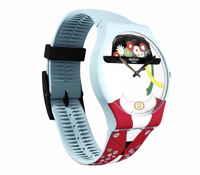 Swissness Swatch 04