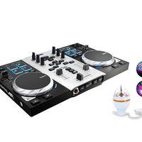 Saca el DJ que hay en ti con el Hercules DJ Control AIR S Series Party Pack por 115 euros en PCComponentes