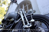 Winona, la Harley sin nombre de Nookbikes