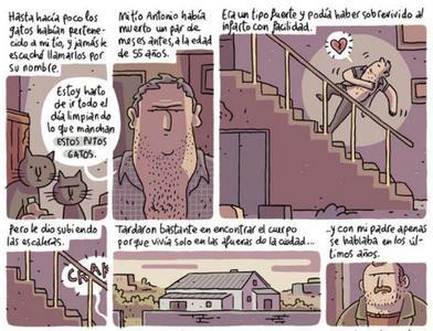 'Murderabilia', de Álvaro Ortiz: gatos,asesinatos, coleccionistas y Paul Auster