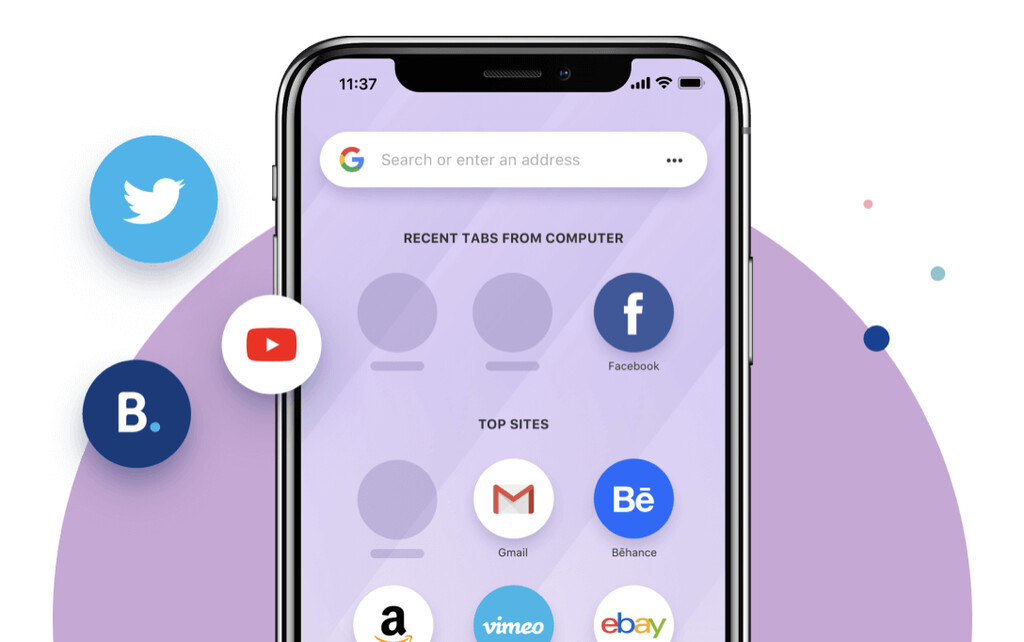 Opera actualiza su navegador para iPhone y iPad con un considerable rediseño y nuevas funciones