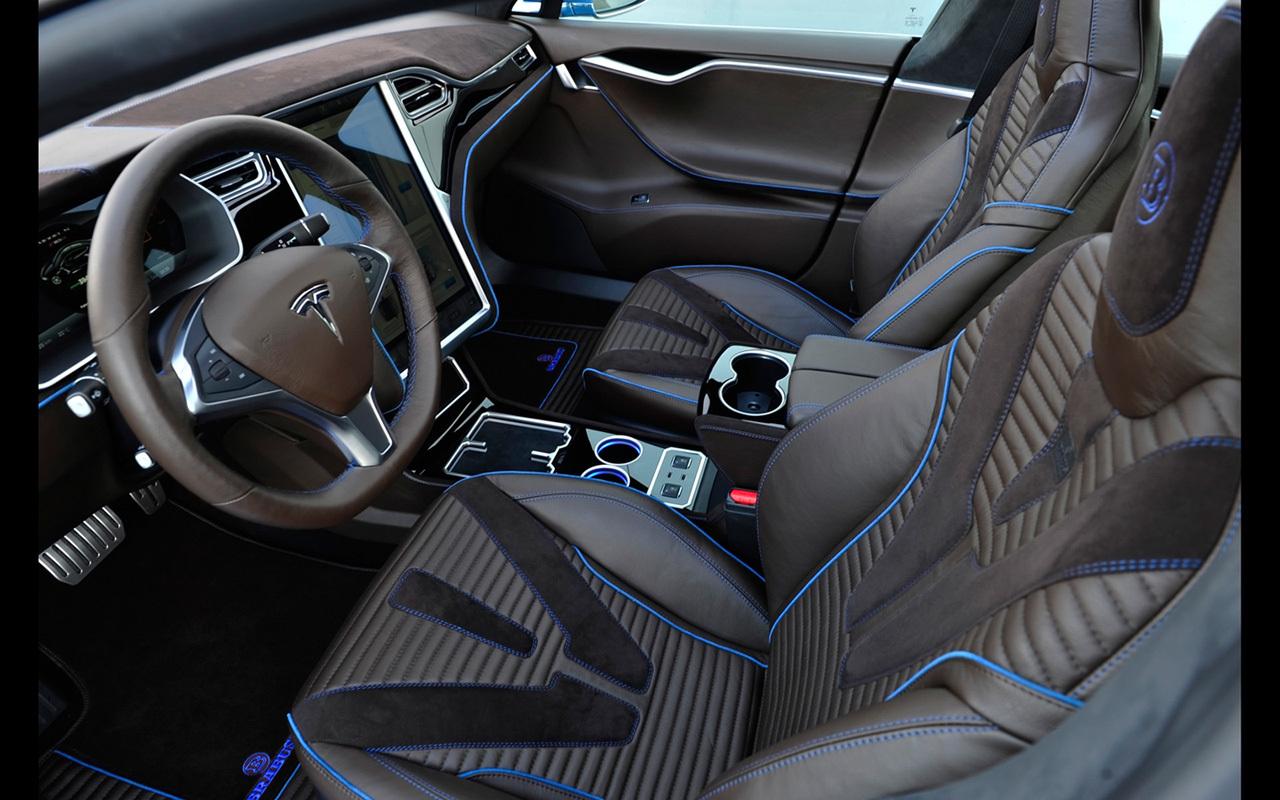 Foto de Brabus Tesla Model S P85D (14/23)
