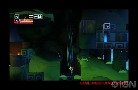 290411 - Cave Story 3D
