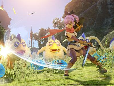 Dragon Quest Heroes II saldrá a la venta en Steam el 28 de abril y confirma su Explorer's Edition