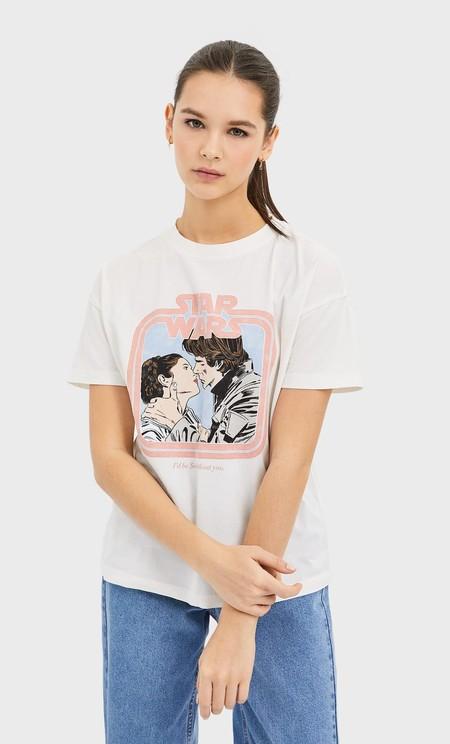 Camiseta Stradivarius Sv 03