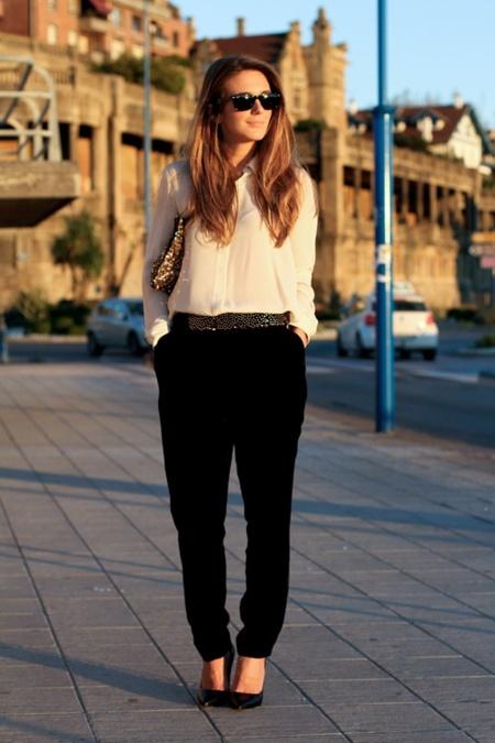 pantalones terciopelo