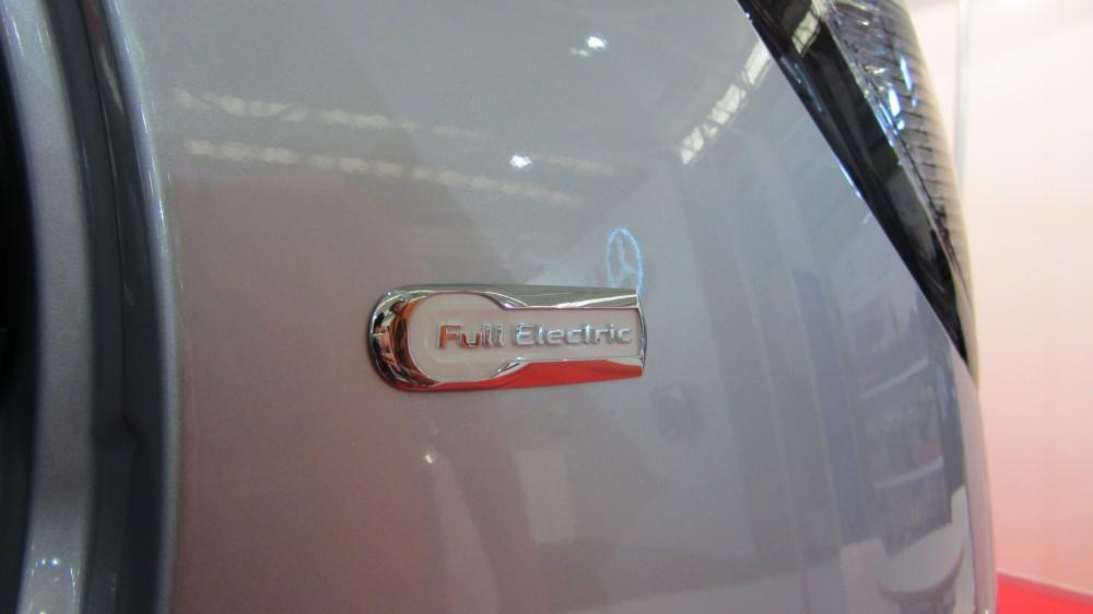 Foto de Citroën C-Zero (9/10)