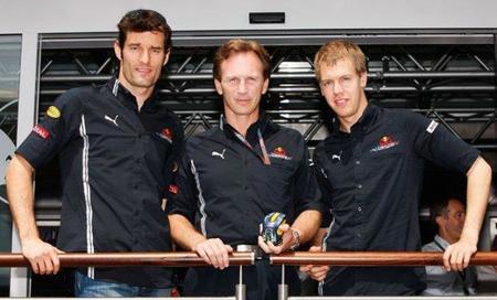 Christian Horner promete que no habrá órdenes de equipo en Red Bull