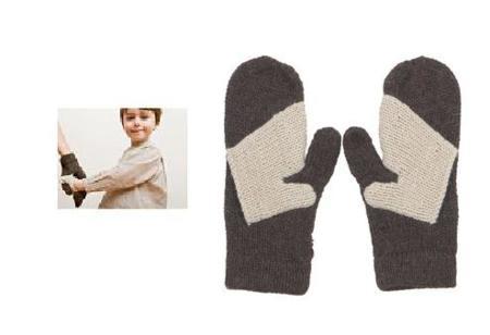 Dos pares de guantes en uno