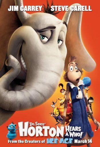 Película Horton, basada en un cuento del Dr. Seuss