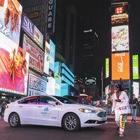 Mobileye, startup de Intel, está probando coches autónomos en medio del tráfico de las calles de Nueva York