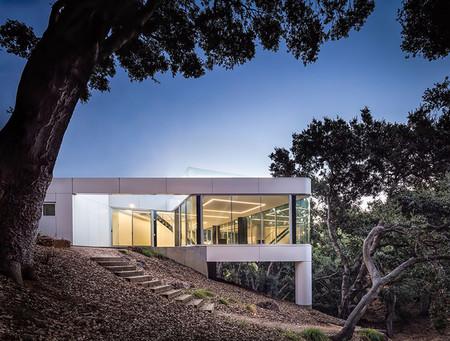 Si te gusta la arquitectura moderna esta casa moderna y funcional en Cupertino te va a encantar
