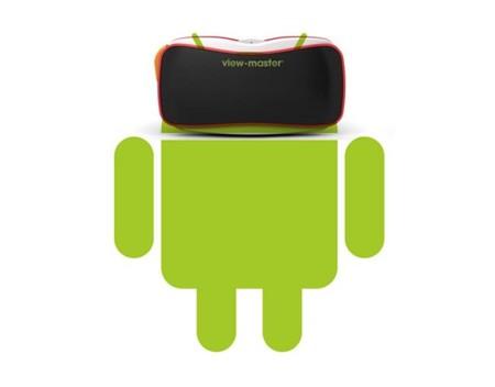 Google tiene un equipo trabajando en una versión Android para Realidad Virtual