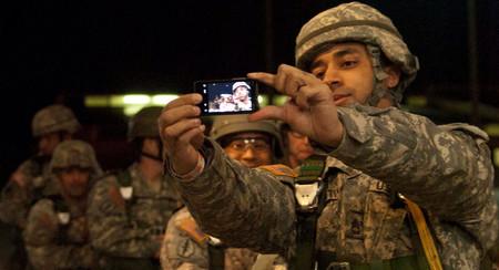 Militar EEUU Bases Móviles