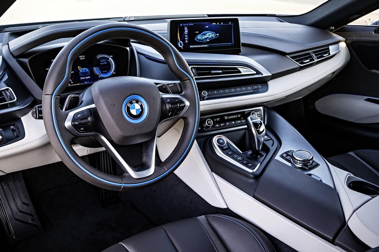 Foto de BMW i8 (103/124)