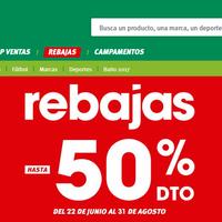 Rebajas de hasta el 50% en Sprinter: más de 1800 artículos de Nike, Adidas, Puma y otras marcas