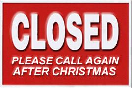 Mercado laboral: Cerrado por vacaciones