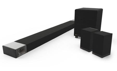 Estas son las tres nuevas barras de sonido con subwoofer de Klipsch que llegarán al mercado a lo largo de 2020