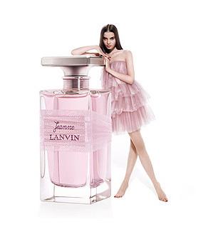Jeanne, nuevo perfume de Lanvin
