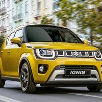 El Suzuki Ignis 2021 estrena en México una edición limitada Amarillo Solar
