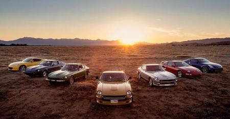 Familia Nissan Z