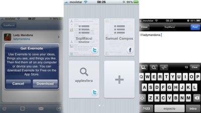 Seesmic llega al iPhone e iPod touch con interesantes novedades