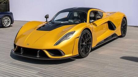 Hennessey Venom F5 Monterey Car Week 4