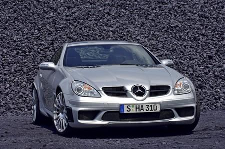 Mercedes Benz Slk 55 Amg Black Series 1