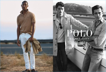 Polo Ralph Lauren 2017 Spring Summer Menswear 001