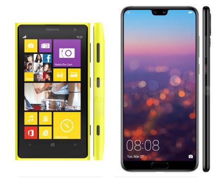 Huawei P20 Pro vs Lumia 1020, la guerra de los 40 megapíxeles: la vieja escuela fotográfica contra la nueva