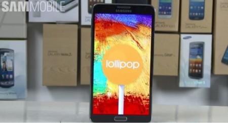 Cómo actualizar tu Note 3 al Android 5.0 (Lollipop) filtrado. Lo probamos